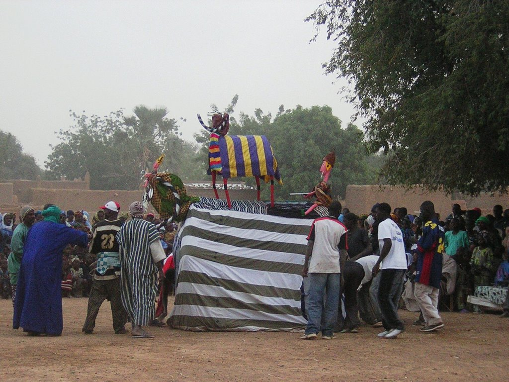 Assassinat, Mopti, Somadougou, Mali,