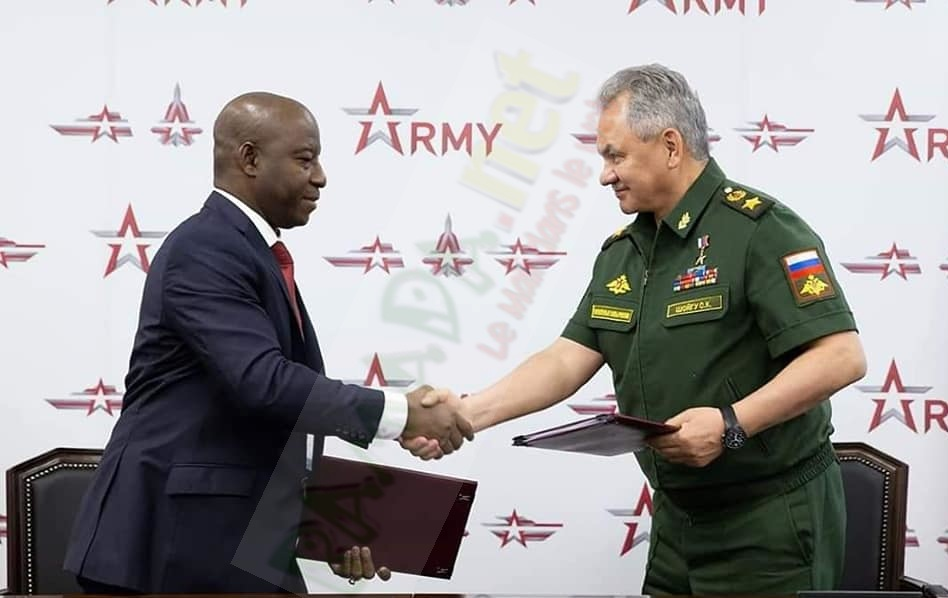 Coopération militaire, Russie, Mali,