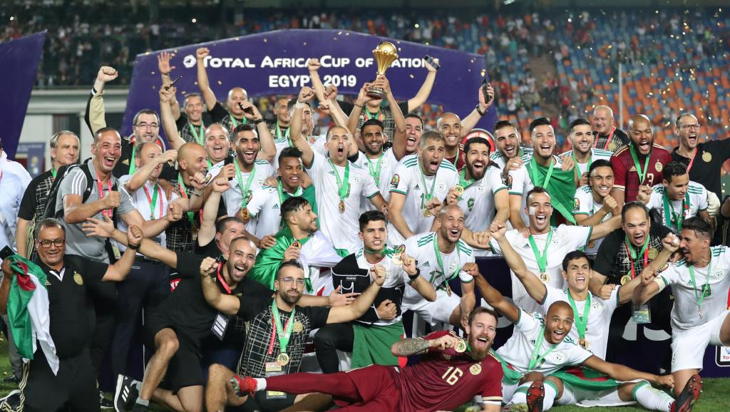 CAN 2019 : l'Algérie remporte face au Sénégal son second trophée