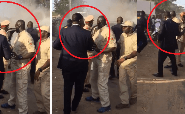 Mali, Sénégal, Accident, Macky Sall et IBK, Conditions
