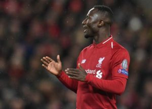 Naby Keita, Guinée, Football